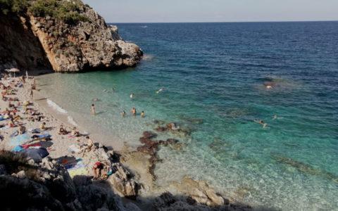 Park Lo Zingaro, Sycylia